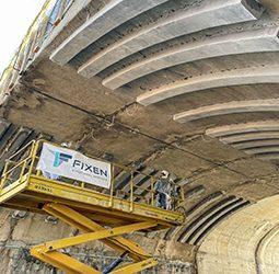 Fixen Structural Services refuerzo 1